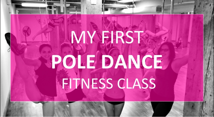 My first pole fitness class tantra fitness vancouver