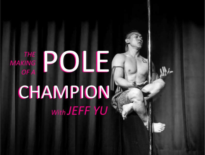 the making of a pole champion jeff yu