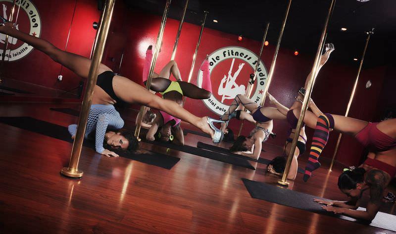 Mini Las Vegas >> Cool Pole Studios Around the Globe | Tantra Fitness