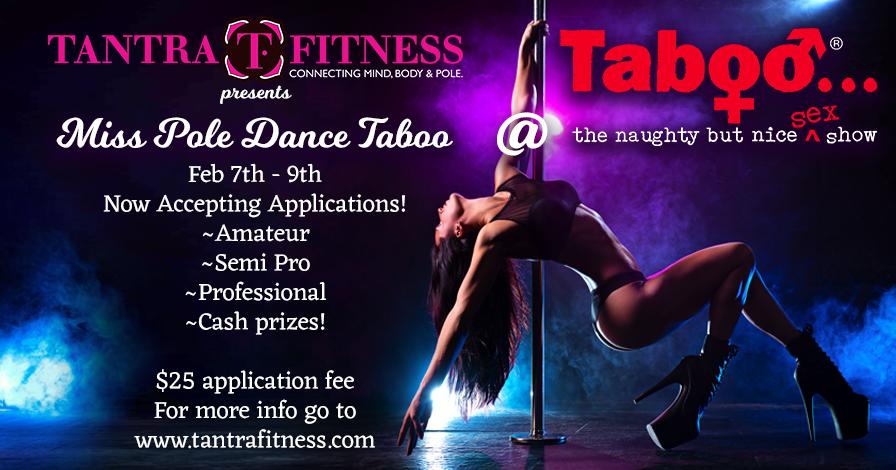 Miss Pole Dance Taboo 2020
