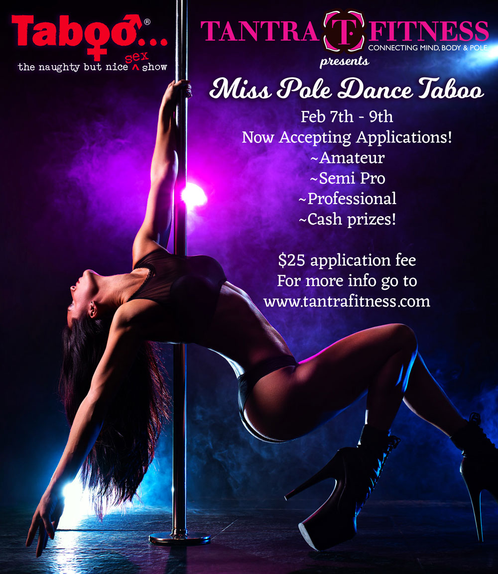 MISS POLE DANCE TABOO 2020 VANCOUVER | Tantra Fitness