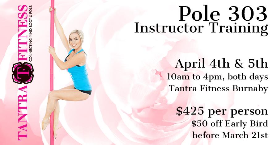 Pole 303 Teacher Training