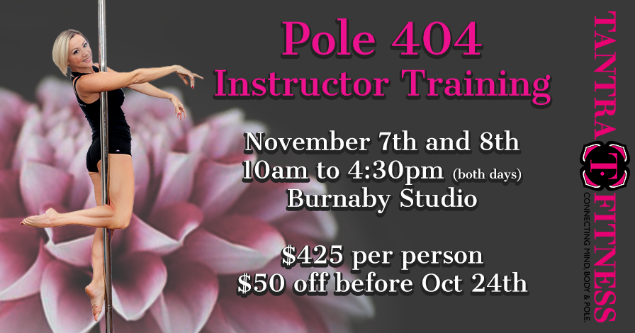 Tantra Fitness 404 Instructor Training