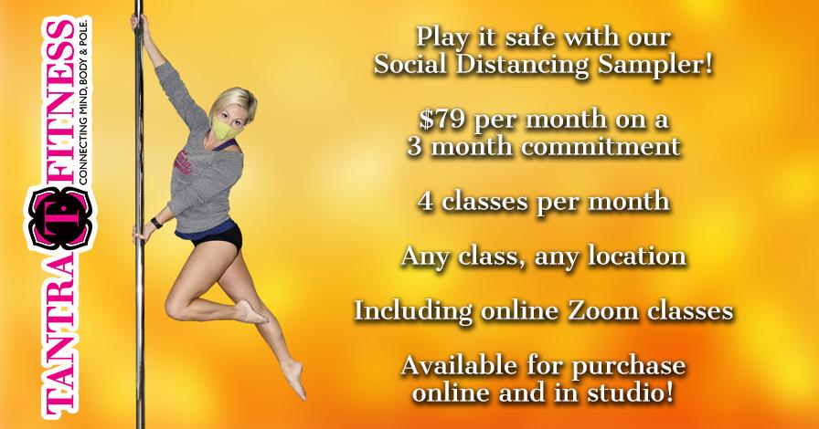 Social Distancing Membership Special